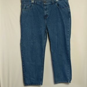 Faded Glory relaxed fit jeans size 46x30
